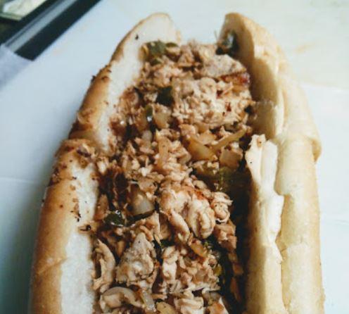 Chicken Cheesesteak