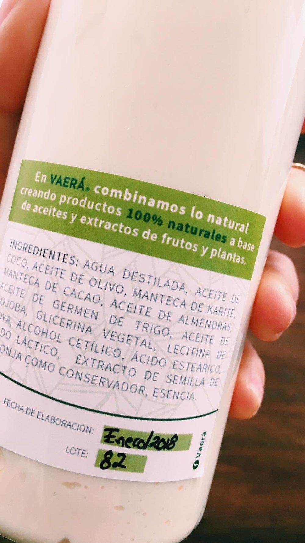 Productos de cosmética natural que deberías conocer¡ — wedding ...