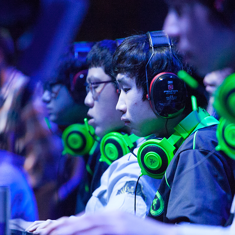 Global revenue for video gaming in general exceeds $20 billion, with 70 million people watching e-sports through a growing list of content platforms.