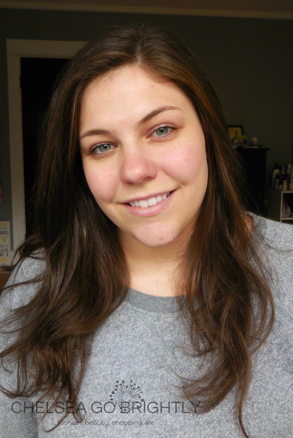 Before - No Makeup