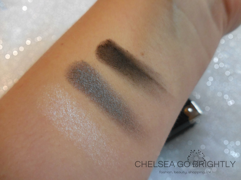 Smoky shades: ME-122, ME-108, and M-100