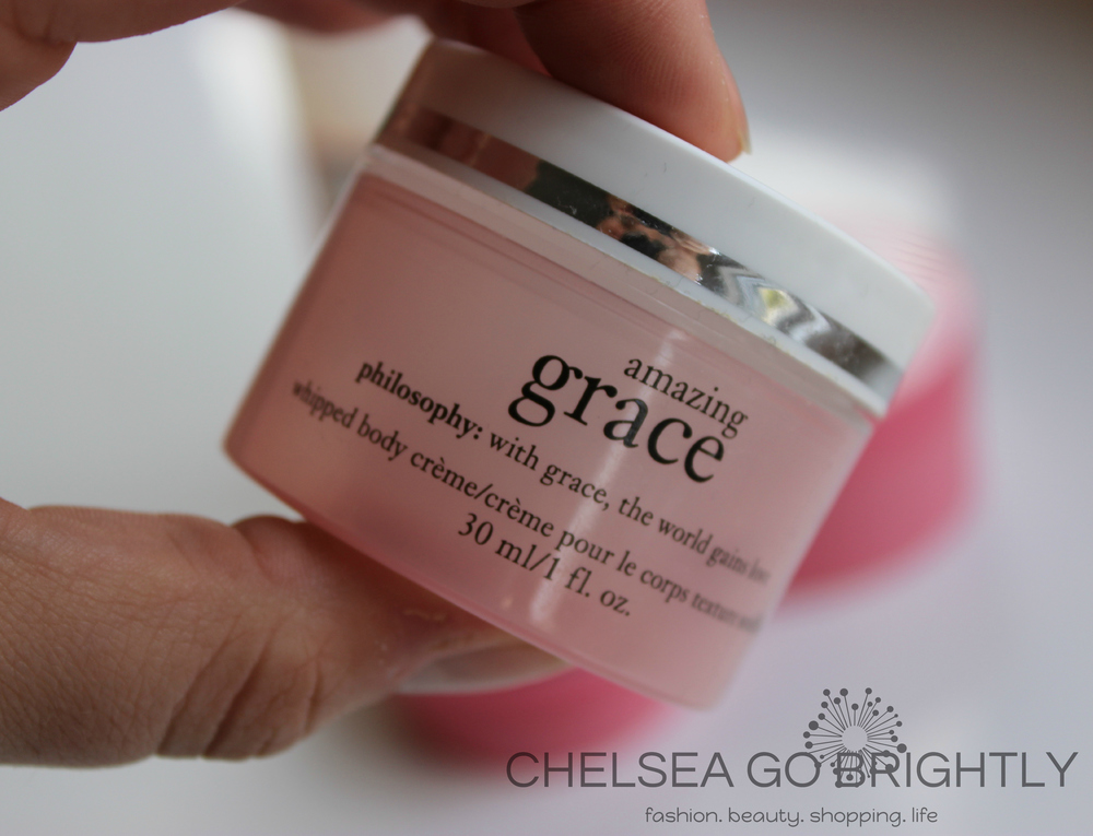 Philosophy Amazing Grace Whipped Body Creme - $33/8 oz.
