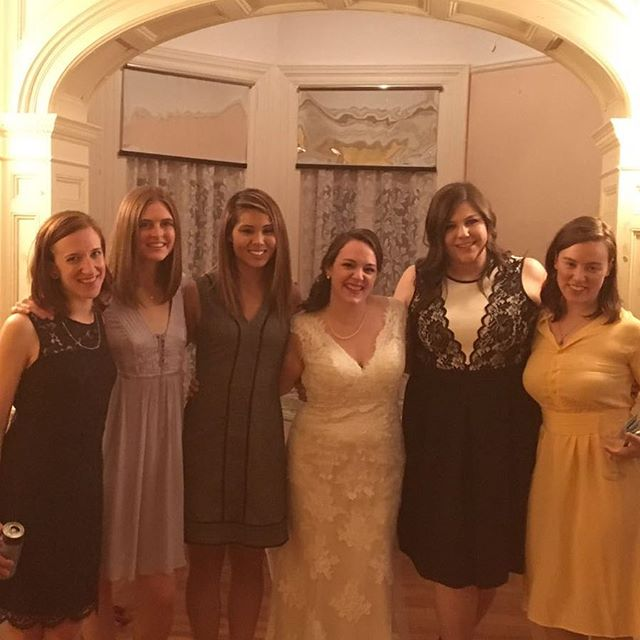 These ladies make my heart happy 💜 congrats @becca_mcsleuth 💜 @suzabooza @emeraldwalrus @case_a_dillaz @octopus1_million  and @emi.callahan in spirit