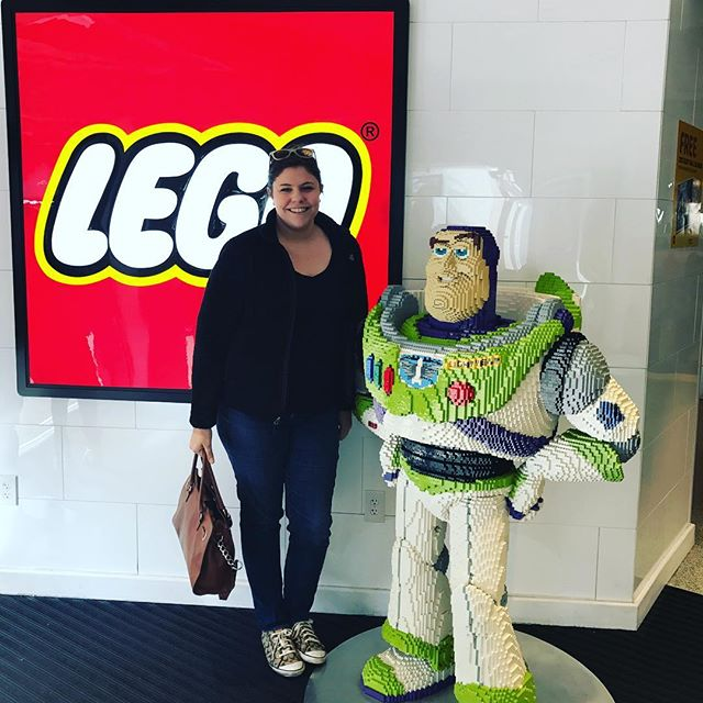Totally missed #tbt, but oh well. Had to take a break from apartment hunting last week for a much needed Disney Springs break to visit Lego Buzz Lightyear 😍