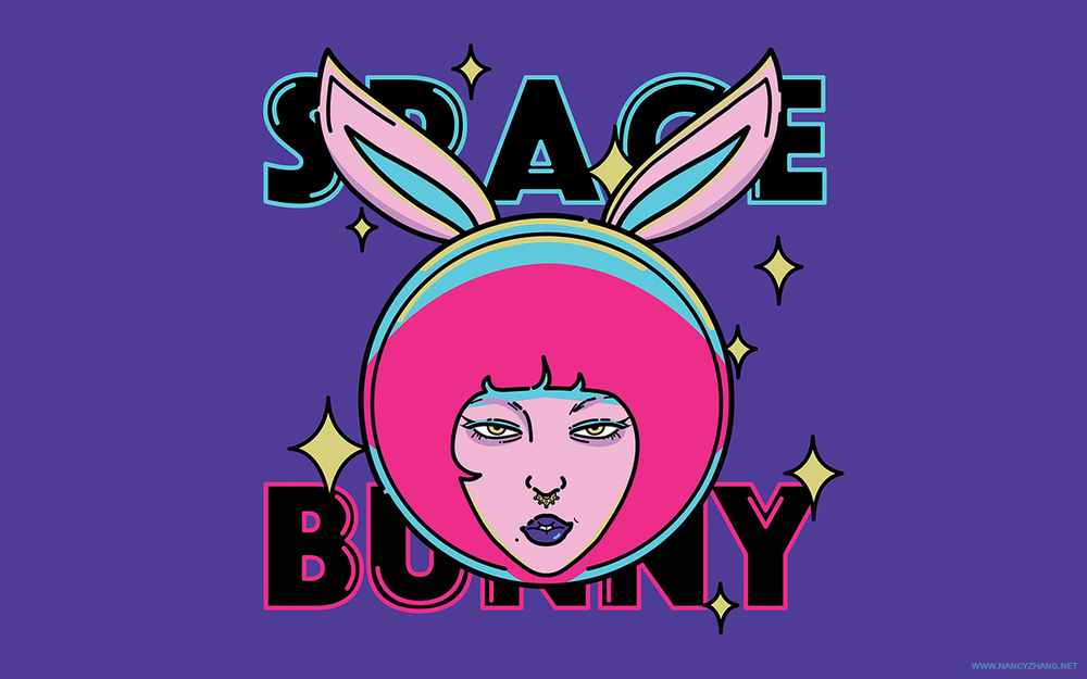 Space Bunny    Desktop   (1280 x 800) |   iPhone   |   Android