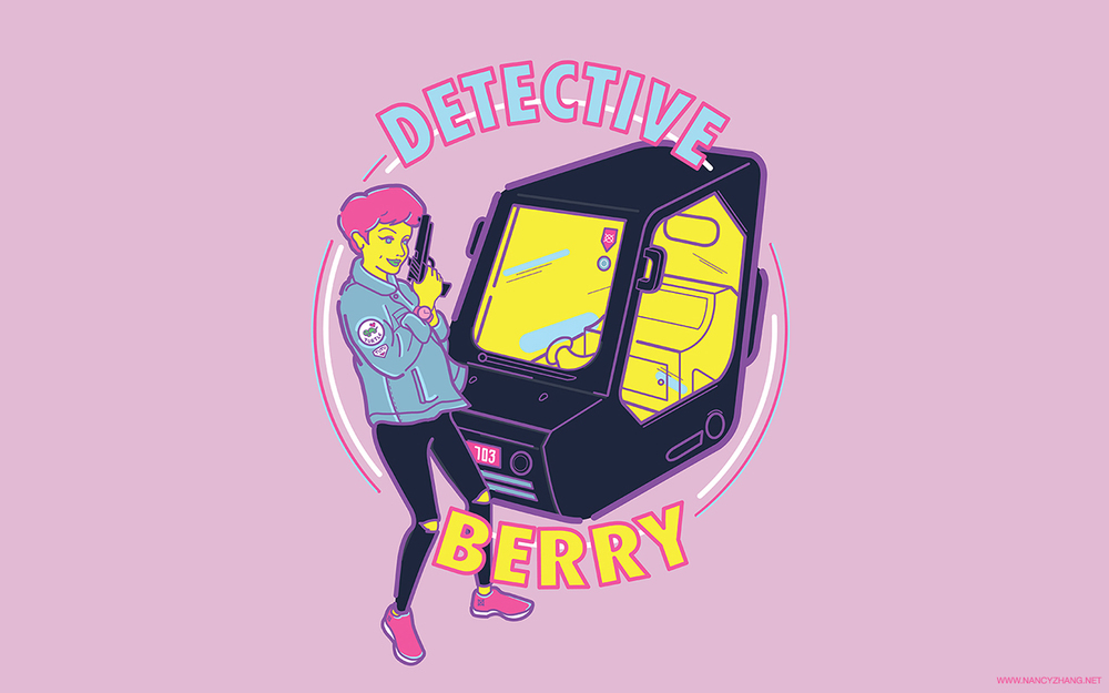 Detective Berry    Desktop   (1280 x 800) |   iPhone   |   Android