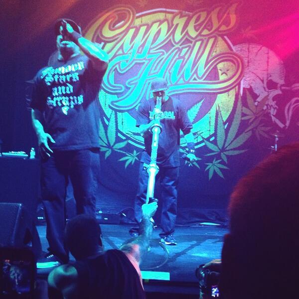 Sendog of Cypress Hill