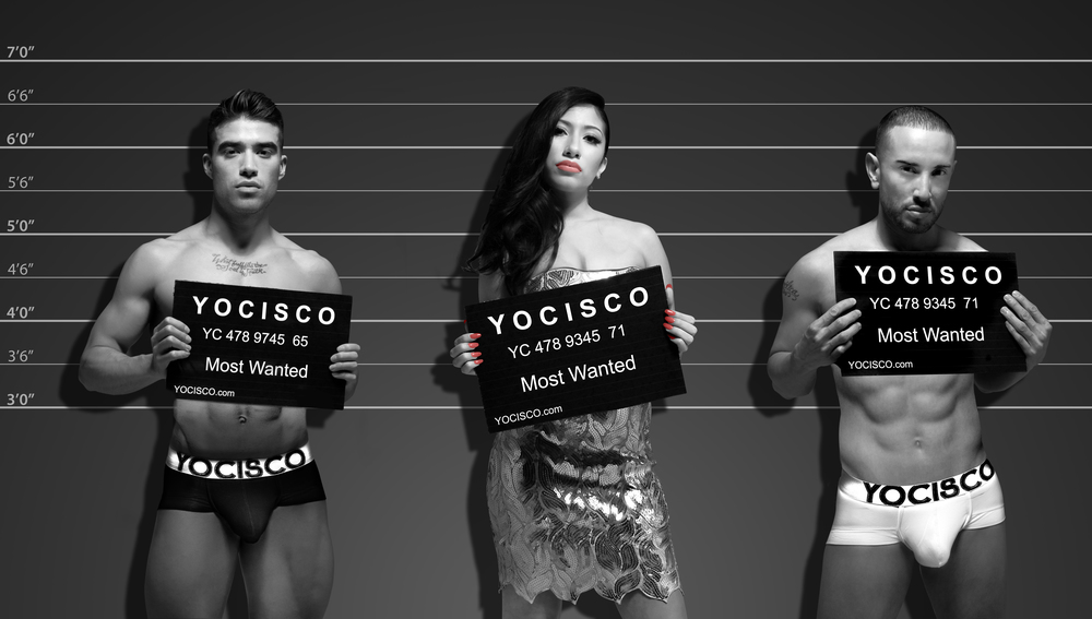YOCISCO Most Wanted Line up