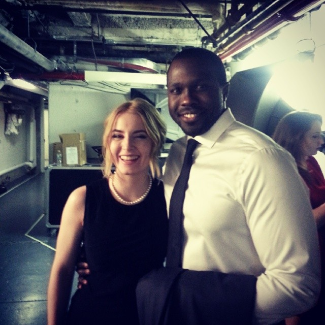"Backstage with Joshua Henry (""Porgy & Bess,"" ""Violet"")"