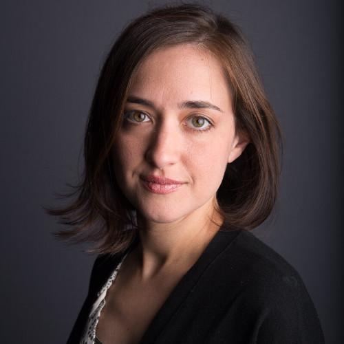 Journalist Alexandra Zayas