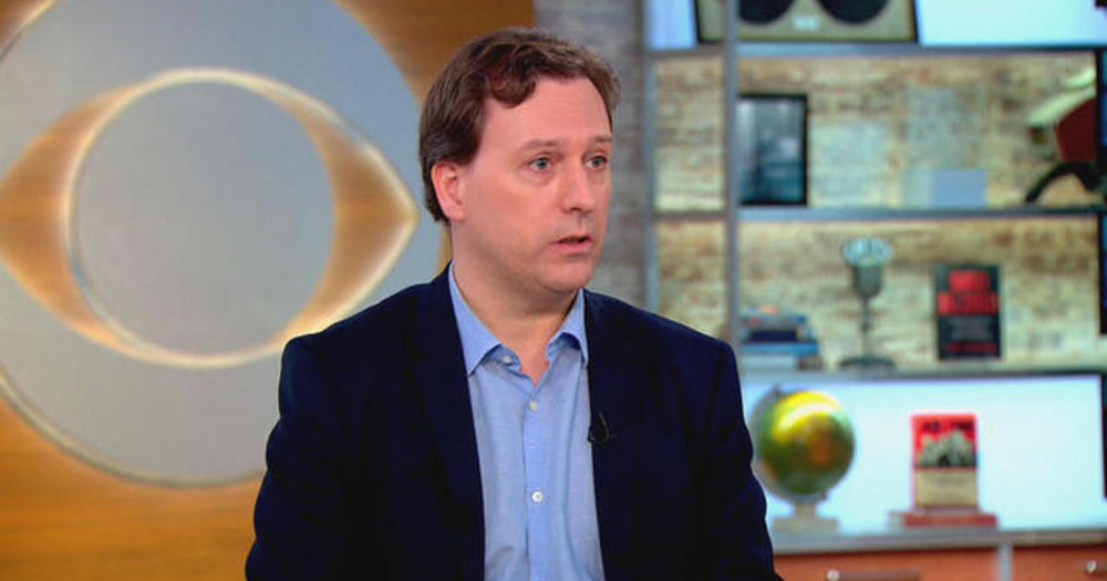 Journalist John Carreyrou