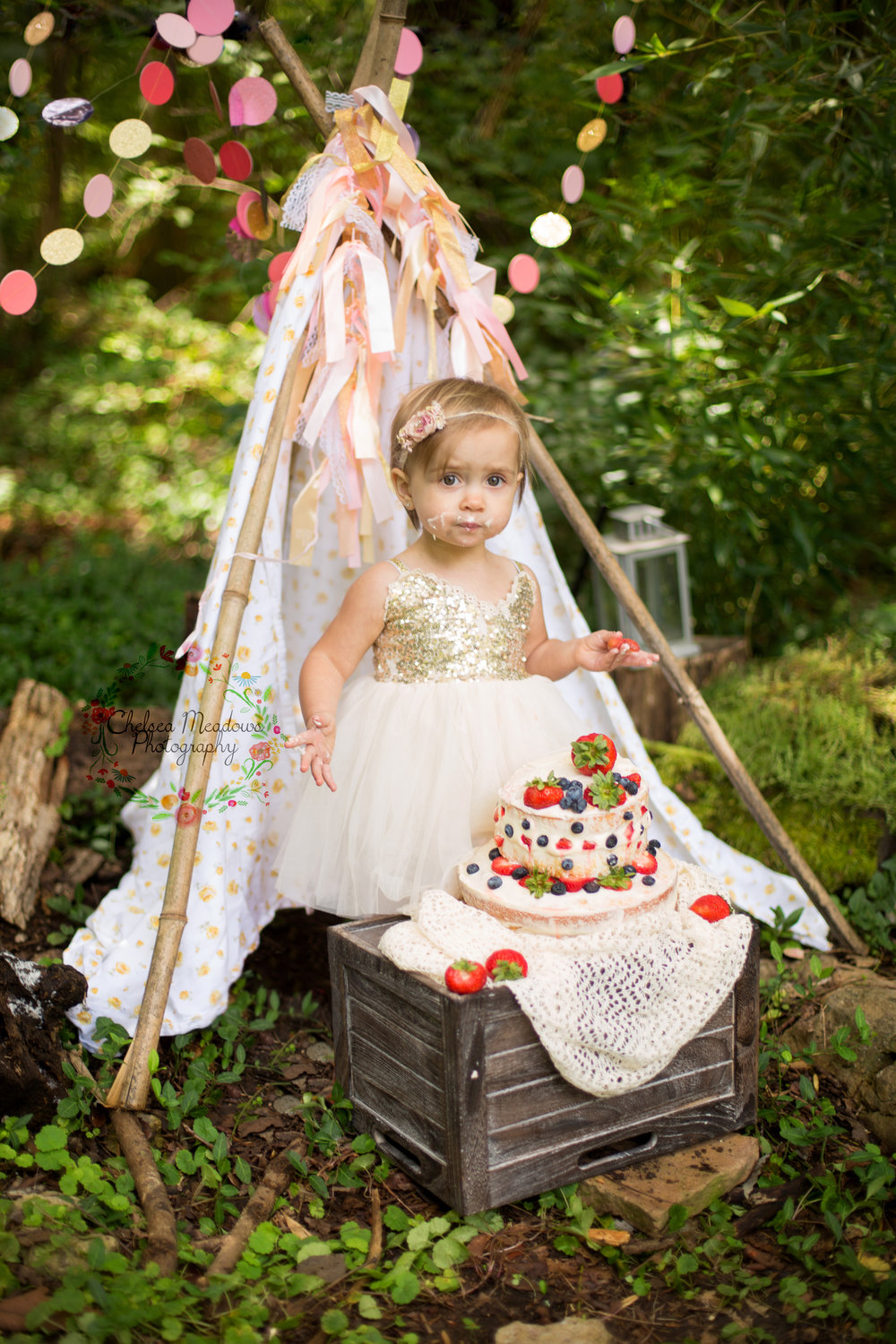 Paisley First Birthay Cake Smash - Nashville Family Photographer - Chelsea Meadows Photography (41).jpg