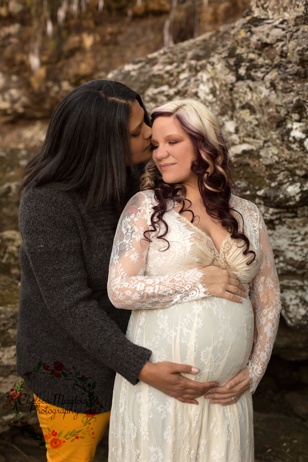 Olivia & Kim Maternity Session - Nashville Maternity Photographer - Chelsea Meadows Photography (62).jpg