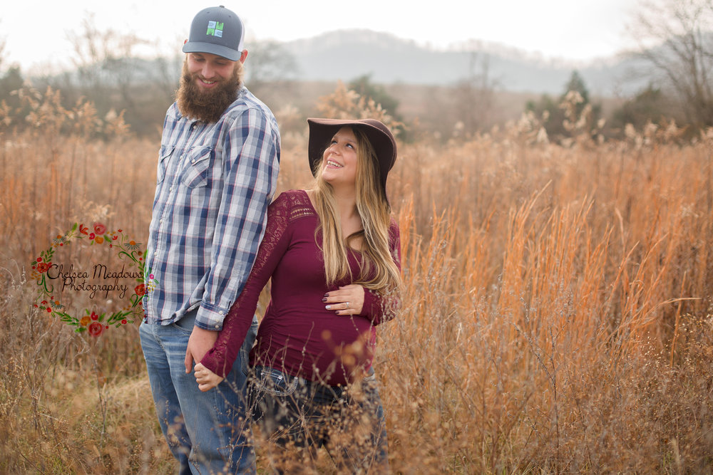 Jessica and Family Maternity Session - Nashville Maternity Photographer - Chelsea Meadows Photography (10).jpg