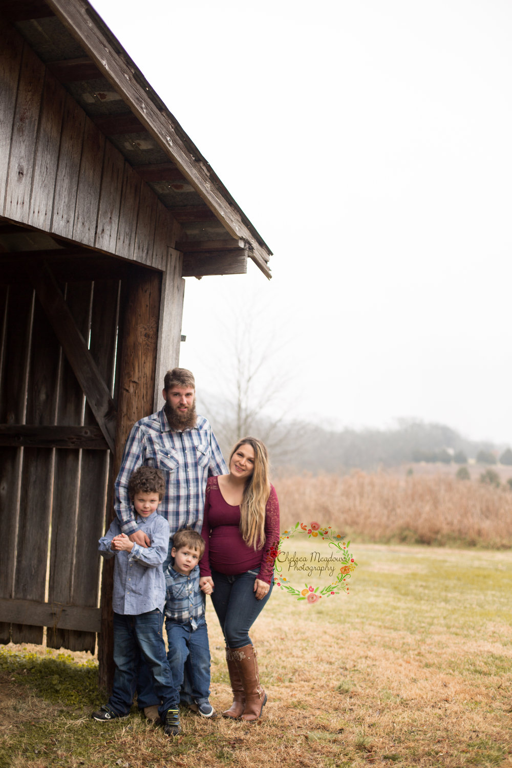 Jessica and Family Maternity Session - Nashville Maternity Photographer - Chelsea Meadows Photography (105).jpg