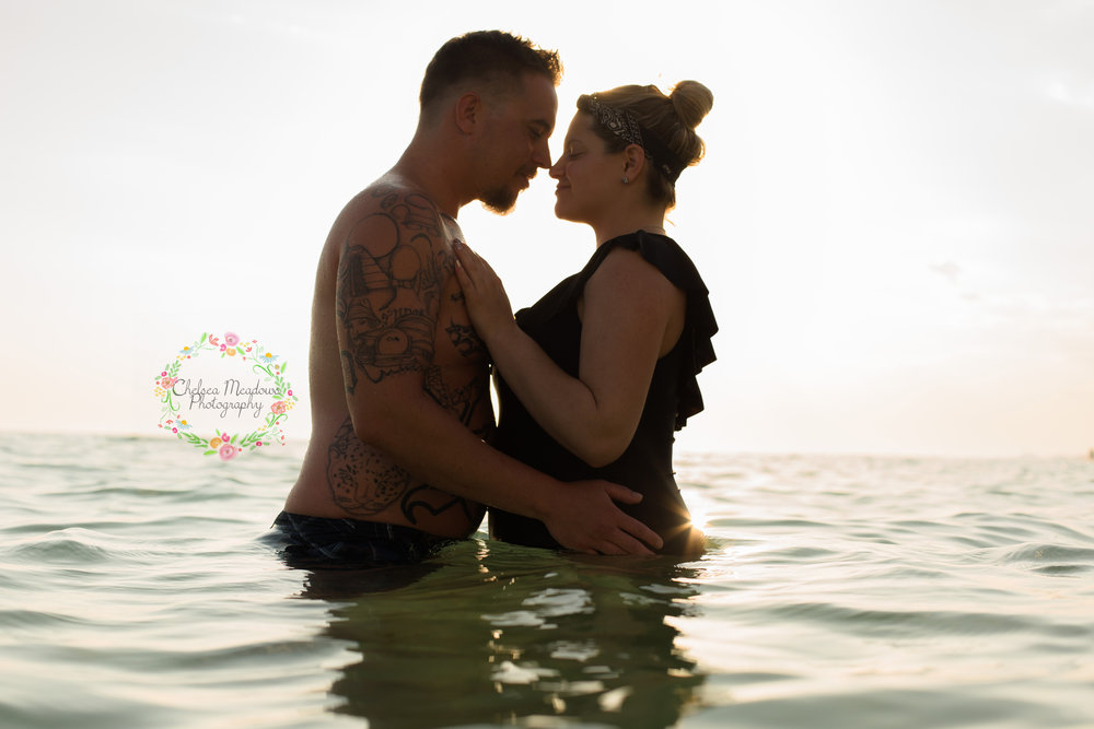 Nicole & Drew Beach Maternity - Nashville Maternity Photography - Chelsea Meadows Photography (201).jpg
