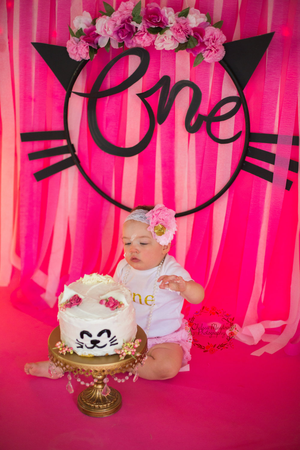 Phina First Birthday - Nashville Family Photographer - Chelsea Meadows Photography (81).jpg