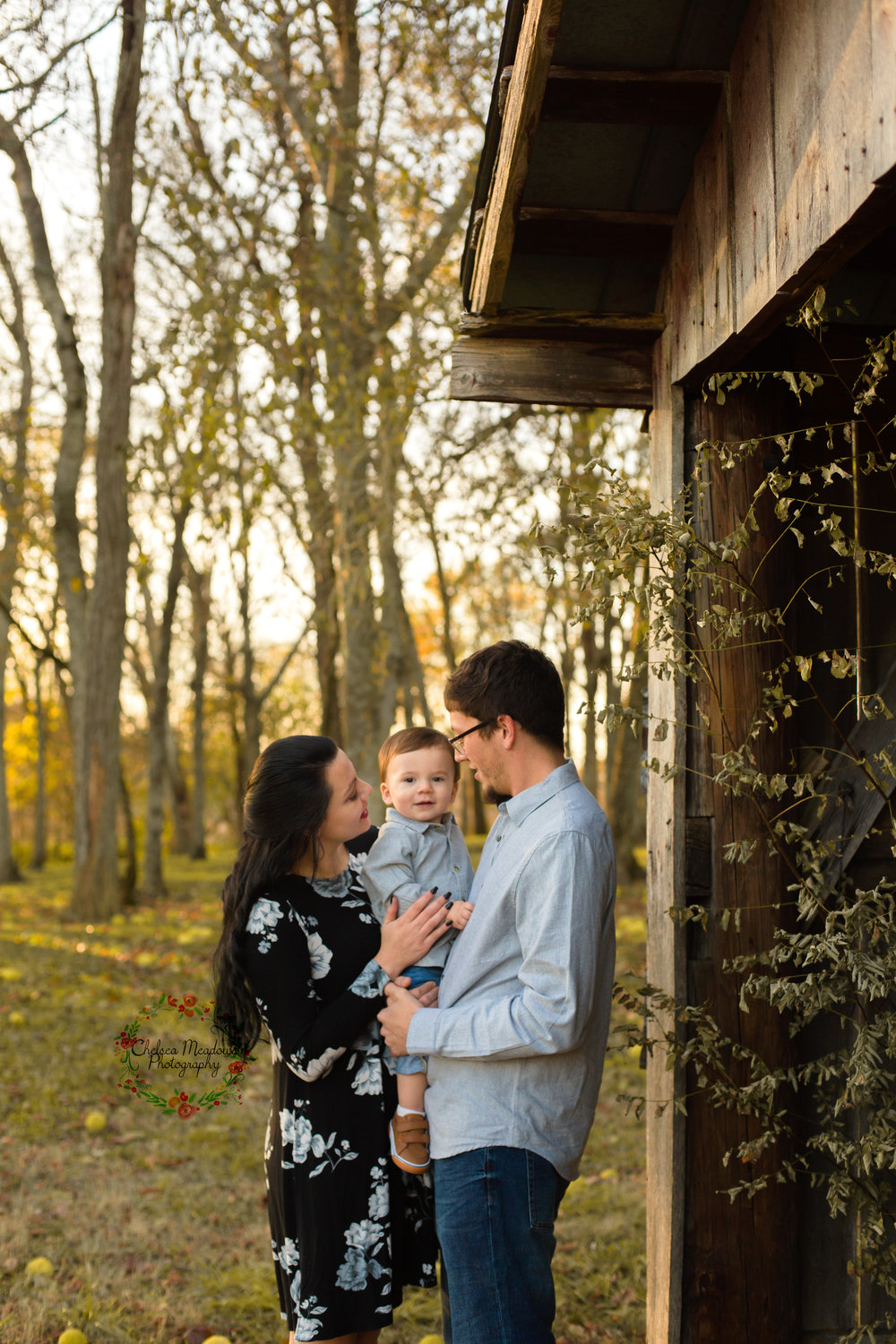 Jessica & Derek Engagement - Nashville Wedding Photographer - Chelsea Meadows Photography (25).jpg