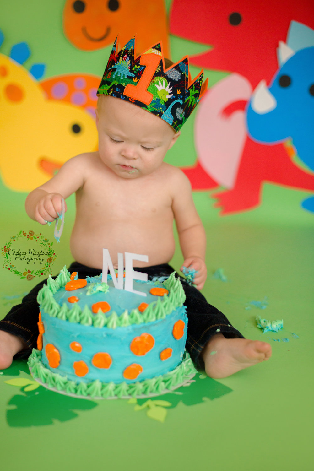Owen First Birthday - Nashville Family Photographer - Chelsea Meadows Photography (72).jpg
