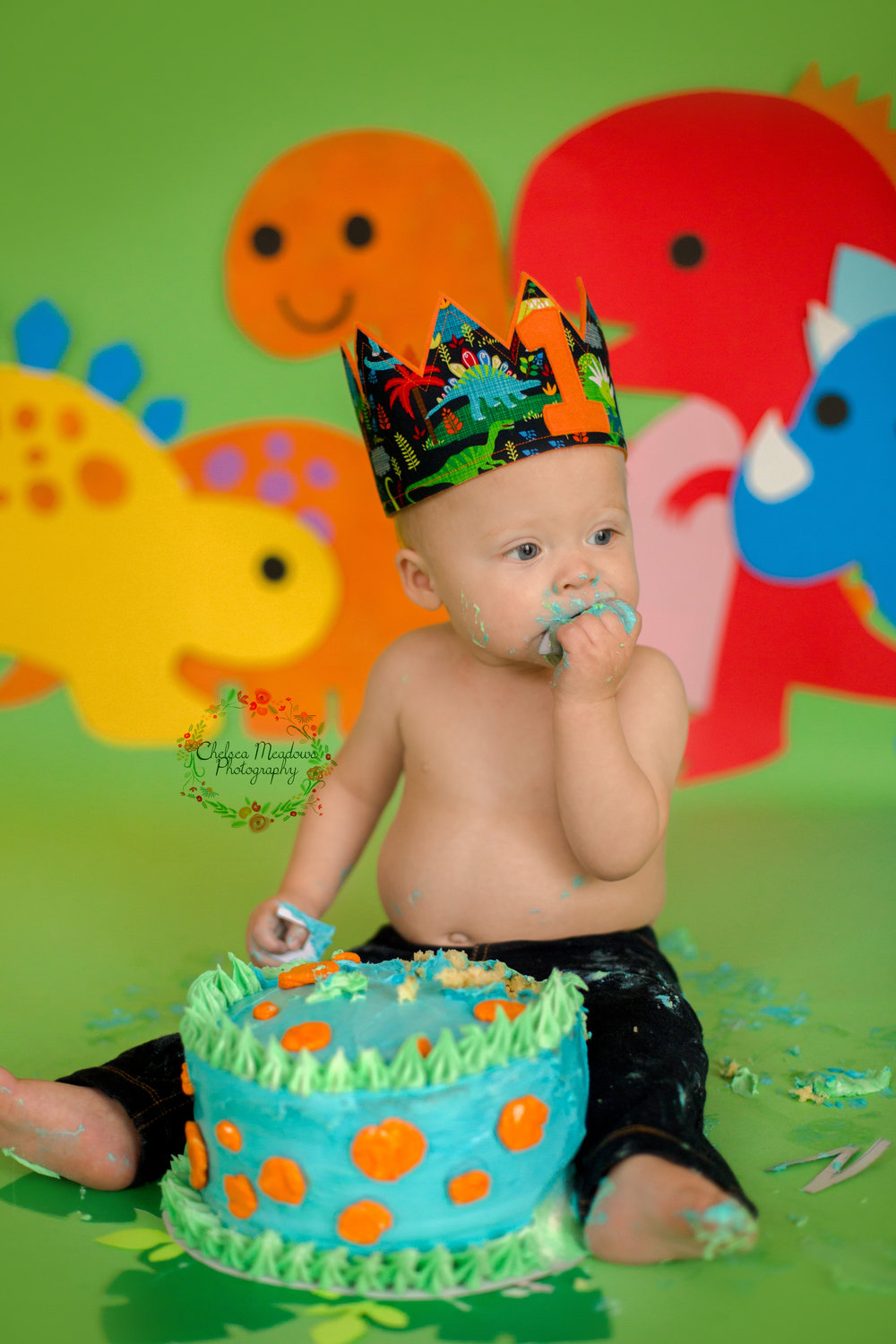Owen First Birthday - Nashville Family Photographer - Chelsea Meadows Photography (96).jpg