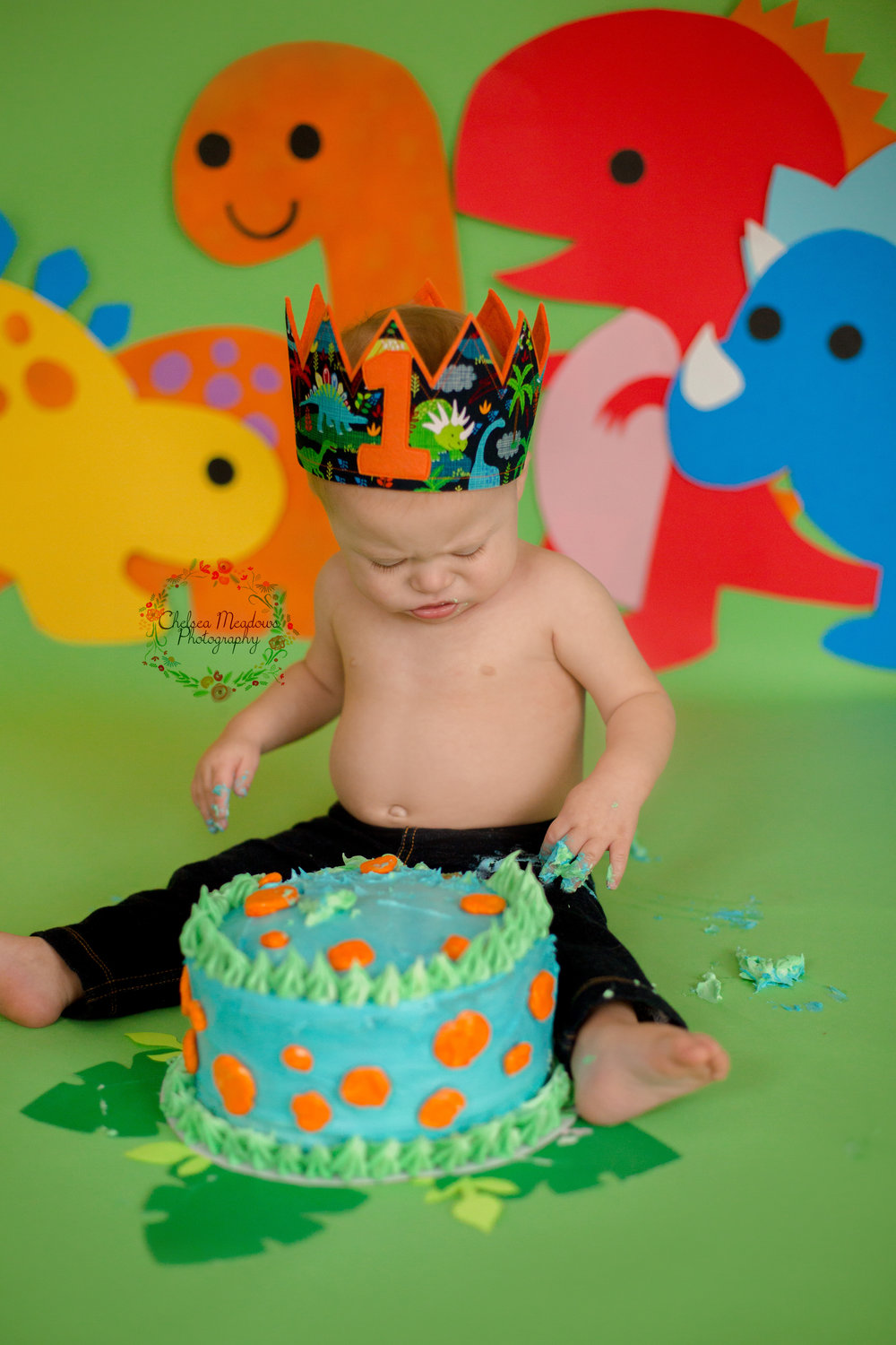 Owen First Birthday - Nashville Family Photographer - Chelsea Meadows Photography (106).jpg