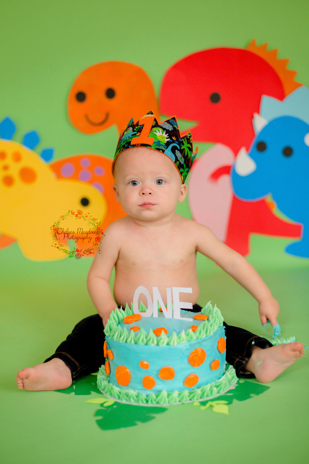 Owen First Birthday - Nashville Family Photographer - Chelsea Meadows Photography (78).jpg