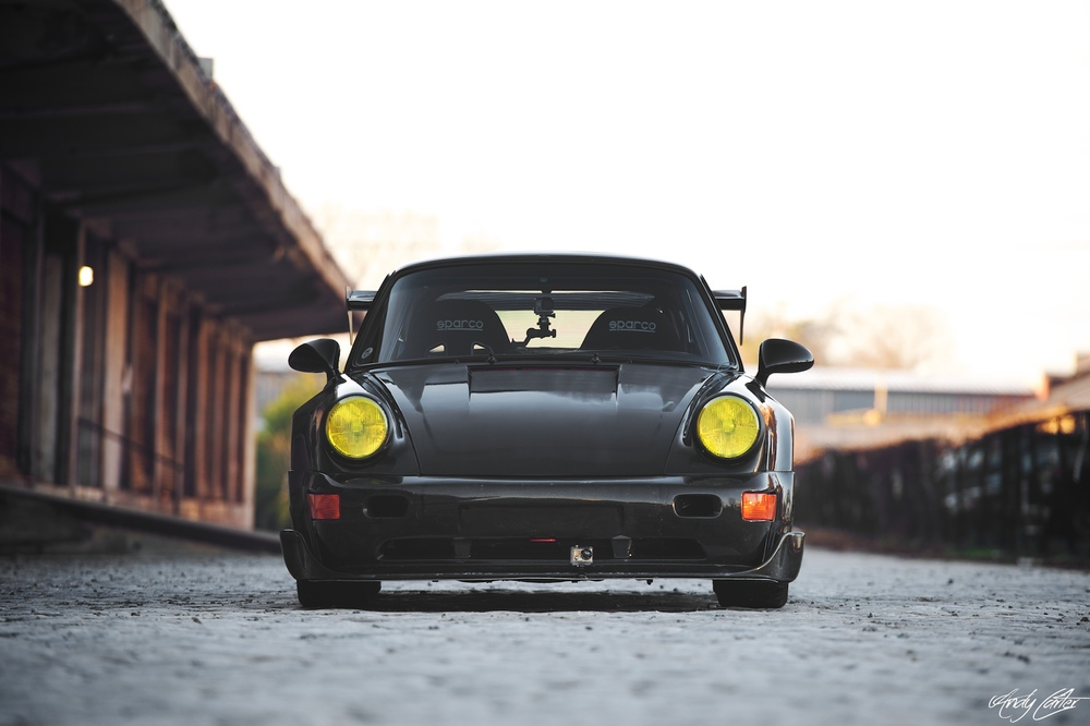 d's Porsche 911 for S3 Magazine — Andy Carter Photography on