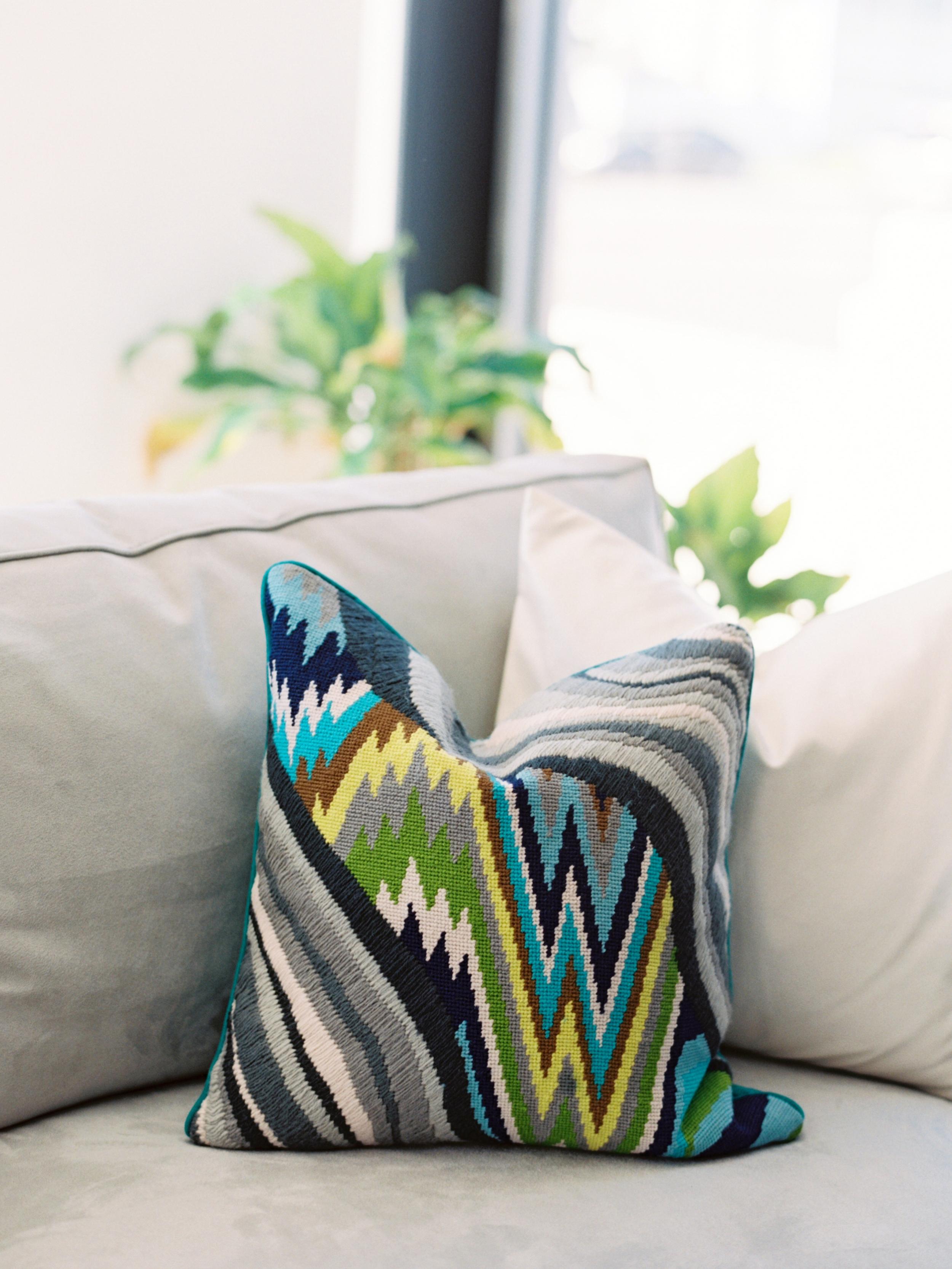 Johnathan Adler pillow