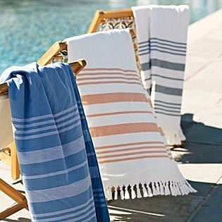 fouta beach chairs