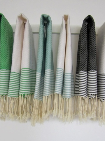 fouta hand towels