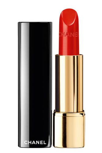 My favorite spring lip colour! Chanel Rouge Allure Luminous Intense Lip Color in Incandescente.