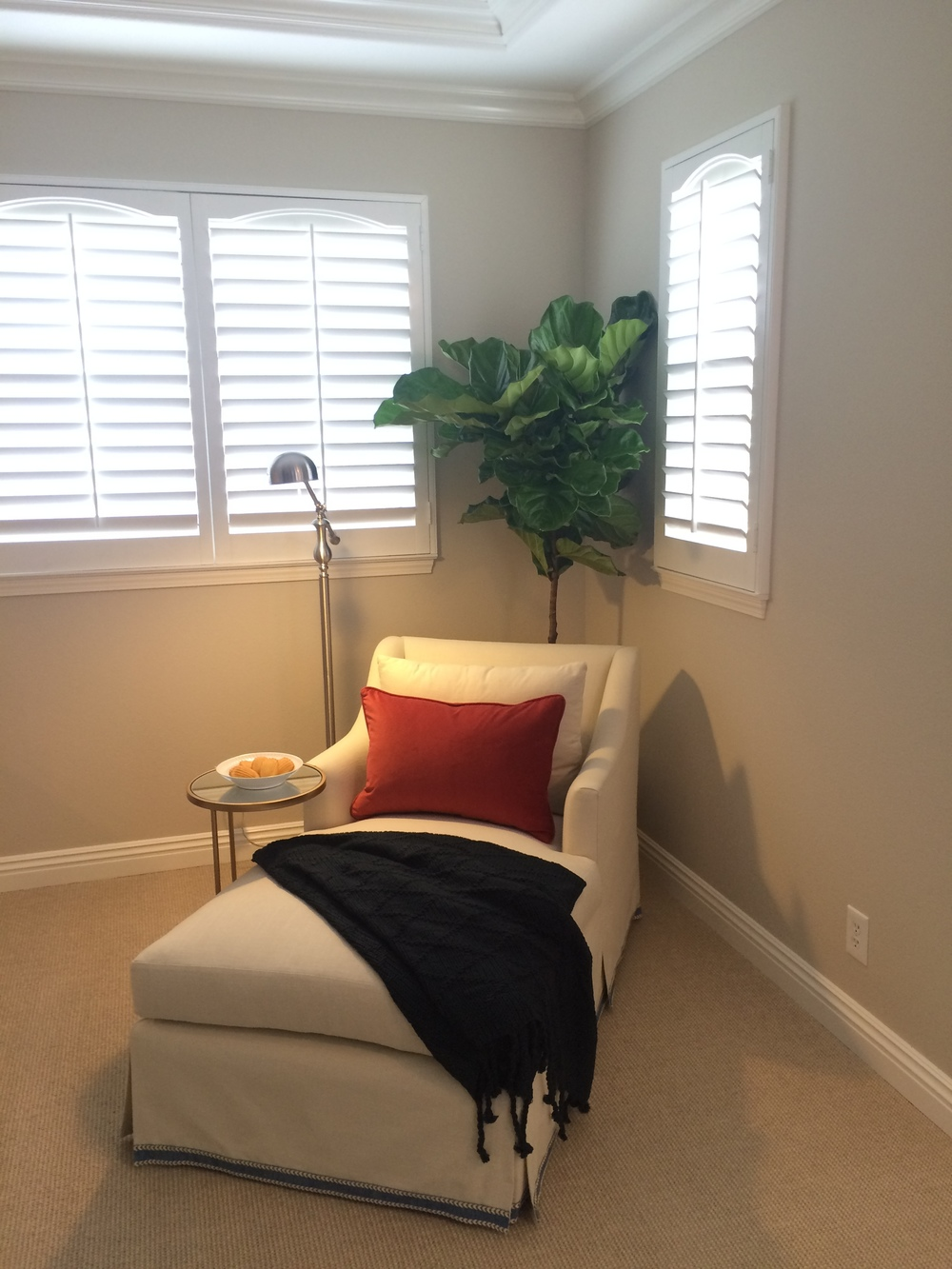 Master Sanctuary - final reveal (reading nook)