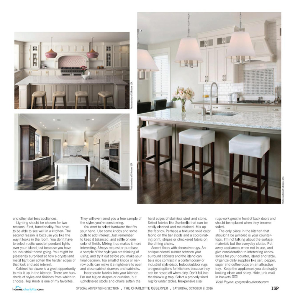 Charlotte Home Design Magazine