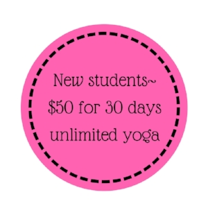 New students $30 for 50 days unlimited yoga.jpg
