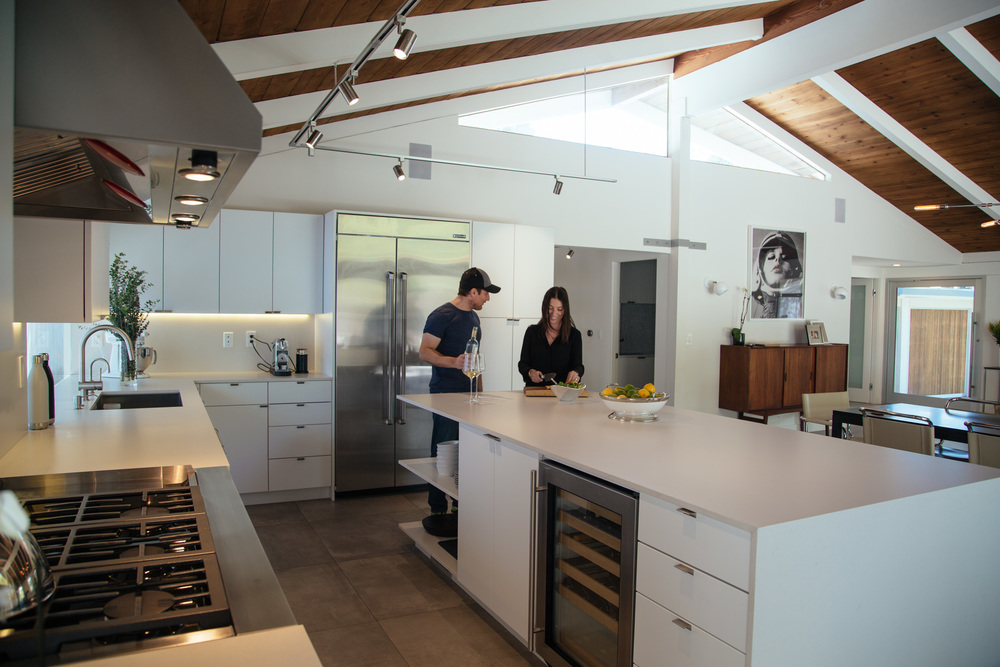 Streit Residence for Classical Progression