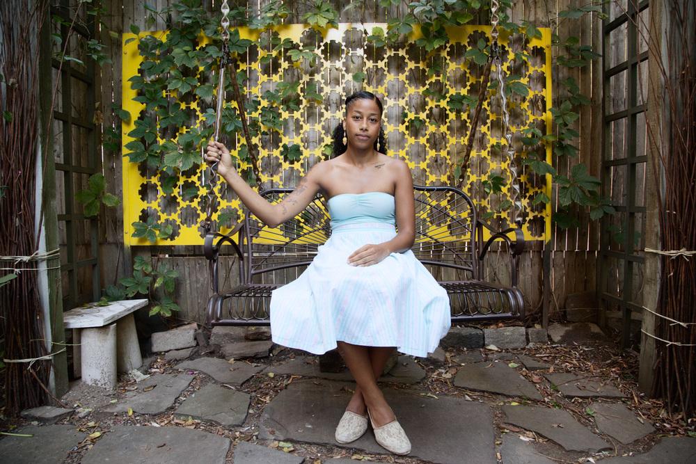 Aja, Creative Little Garden, 2013