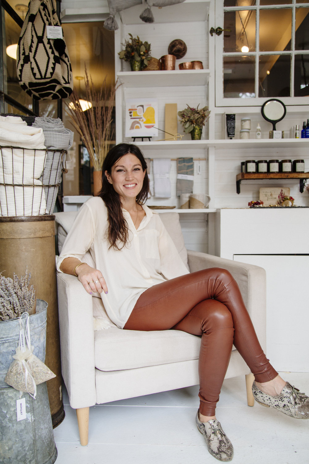 Tanya Quigley, Owner of the Marquet