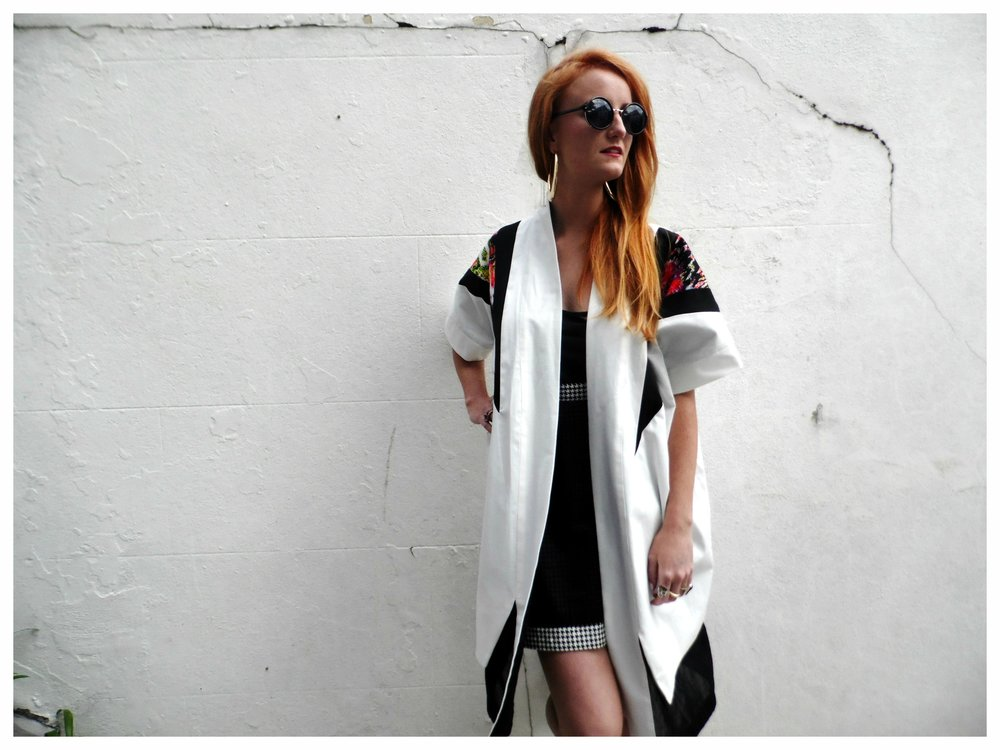 Model: Imogen Davis