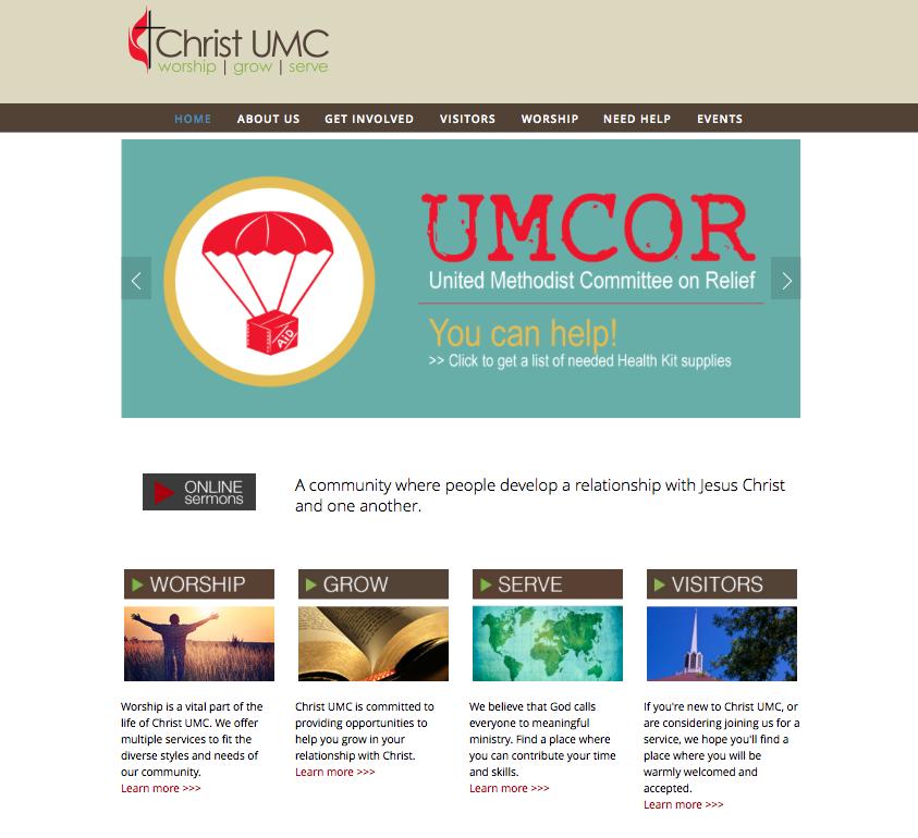 Christ UMC | Mobile, AL