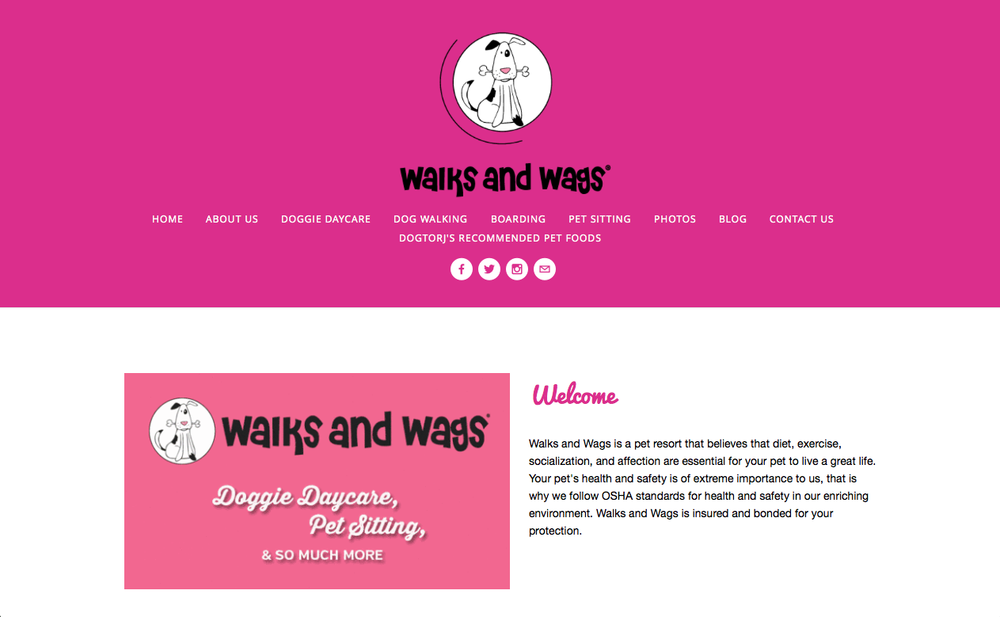 Walks and Wags | Mobile, AL