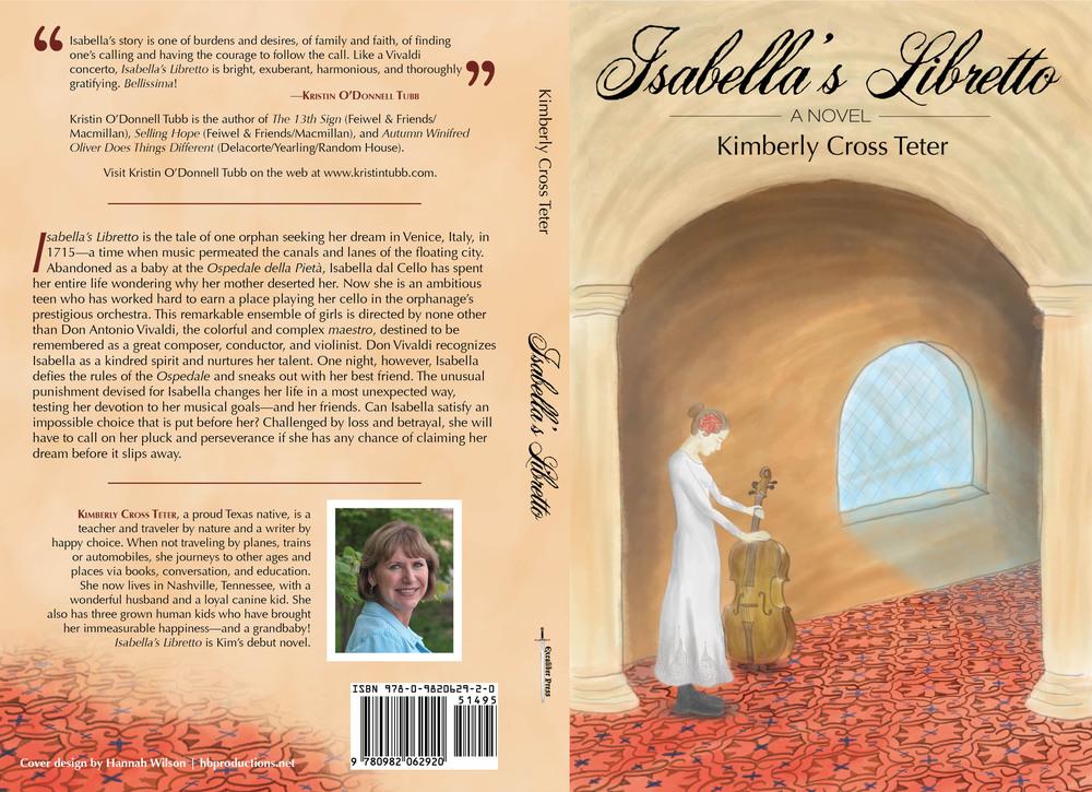Book Cover Design & Cover Illustration