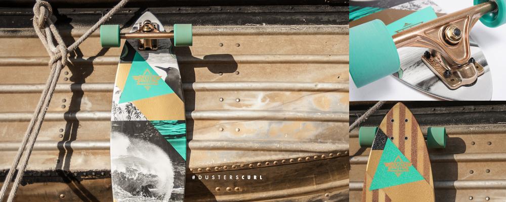 Dusters California | Curl Longboard