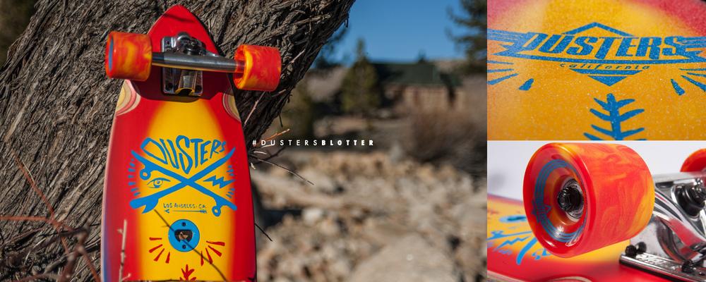 Dusters California | Blotter Longboard