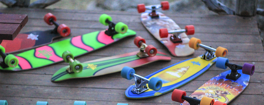 Dusters California | Holiday 2015 Longboards and Cruisers