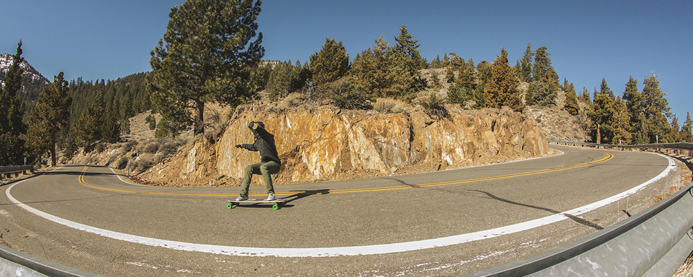 Dusters California | Shooter Downhill Longboard