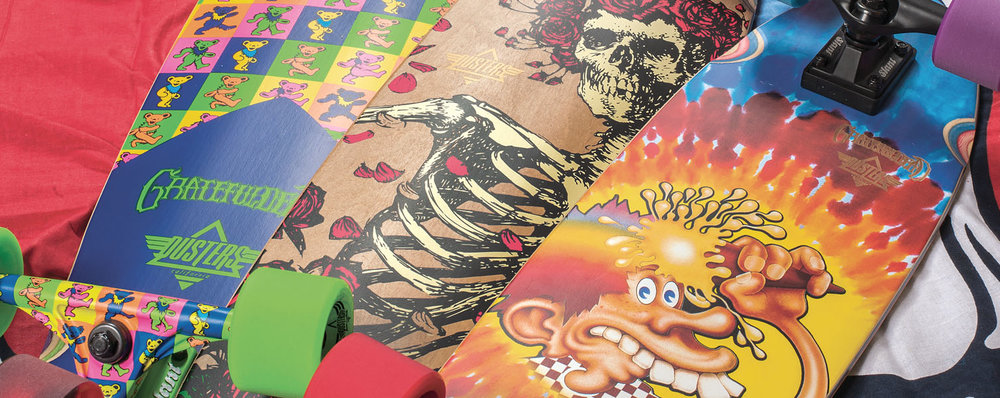 Dusters x Grateful Dead