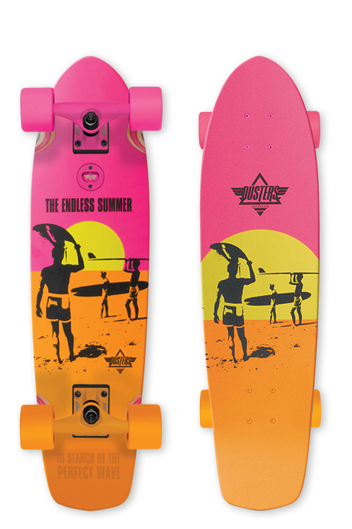 Endless summer Cruiser