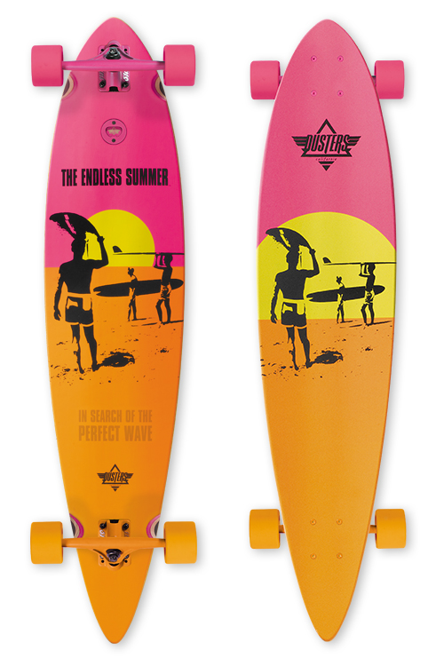 Endless Summer Longboard