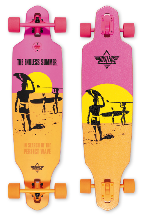 "Endless Summer ""Wake"""