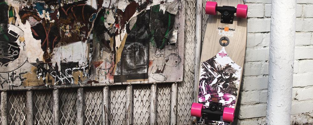 Dusters California Spring 2017 Longboard Skateboard skate cruiser wisdom